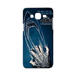 BLUEDIO Designer 3D Printed Back case cover for Samsung Galaxy J7 - G2204