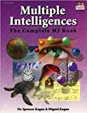 img - for Multiple Intelligences : The Complete MI Book by Spencer Kagan Published by Kagan Cooperative Learning 1st (first) edition (1998) Paperback book / textbook / text book