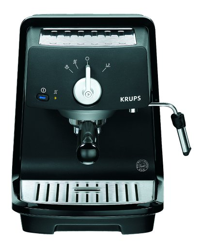 3 save krups xp 4000 espresso machine black krups espresso instructions. Black Bedroom Furniture Sets. Home Design Ideas