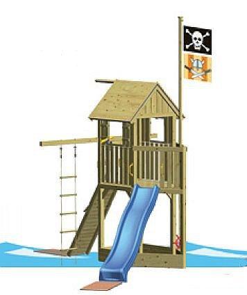 WINNETOO Pirat 4 Spielturm bestellen