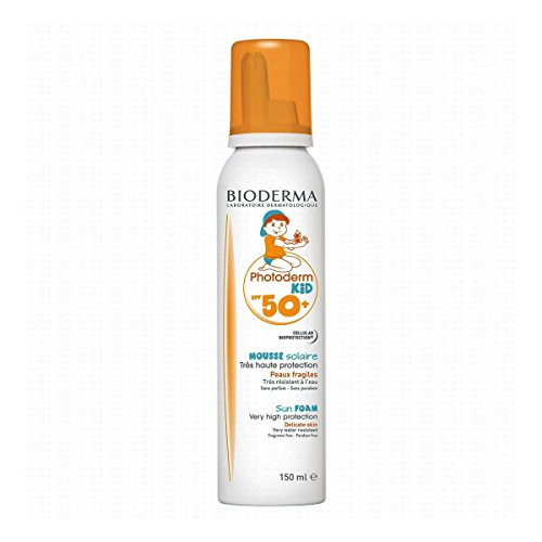 Bioderma Photoderm Kid Spf50 Mousse Delicate Skin 150ml