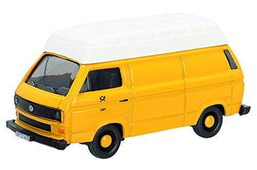 schuco-452614700-volkswagen-t3-aleman-post-office-furgoneta-techo-alto-187