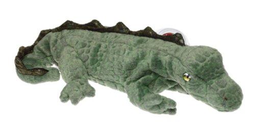 Ty Beanie Babies Swampy - Alligator