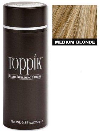 Toppik Hair Building Fibers Medium Blonde 25 g
