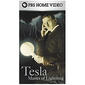 Tesla: Master of Lightning [VHS]