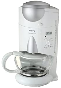 Krups Coffee Maker Grinder Problems : Amazon.com: Krups 625-70 10-Cup Combination Grinder & Brewer Coffee Maker with Programmable ...