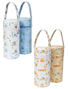 Insulated Baby Bottle Tote, Insulated Baby Bottle Tote