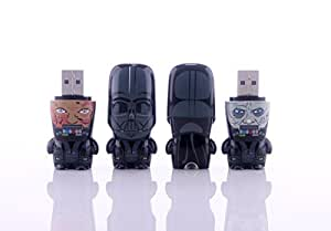 8GB Darth Vader Unmasked MIMOBOT USB Flash Drive