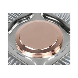 Akasa Low Profile Intel CPU Cooler - Mini-ITX and Micro-ATX (AK-CCE-7106HP)