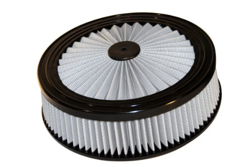 aFe 18-31415 MagnumFlow Round Racing Air Filter with Pro 5 R