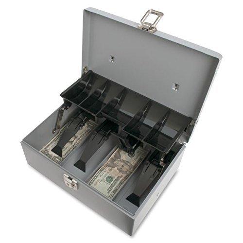 Sparco 5-compartment Tray Cash Box (Cash Register 5 Bill Compartments compare prices)