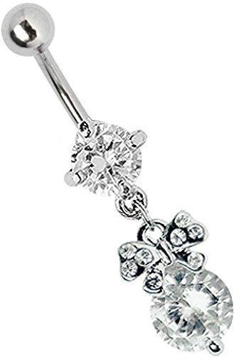 piercing-per-ombelico-drachensilber-titan-banana-16-x-8-mm-con-zirconi-e-farfalla-ciondolo-in-vetro-
