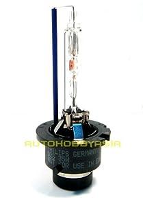 PHILIPS 6000K Ultinon D2S HID Xenon Blue White Bulbs