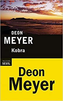 Kobra - Deon Meyer