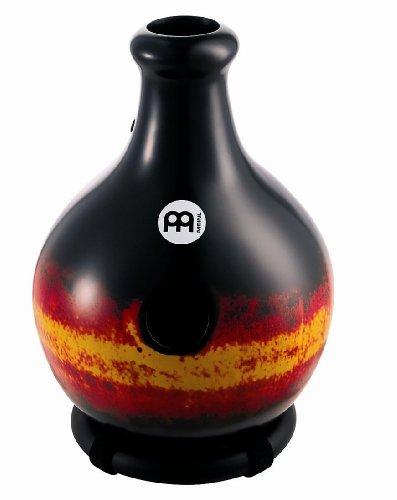Meinl Fiberglass Ibo Drum - Black/Red