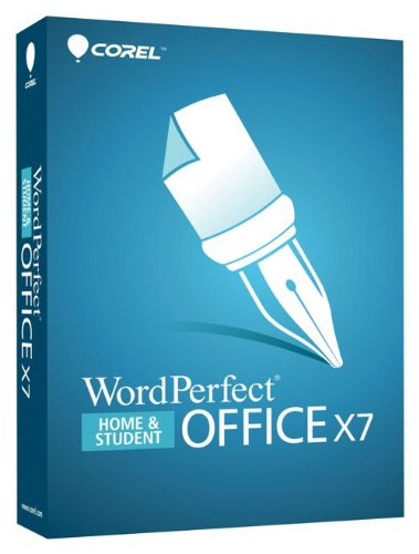 Wordperfect Office X7 Home And Student