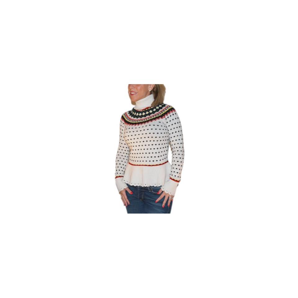 Polo Ralph Lauren Womens Turtleneck Sweater Cashmere Small