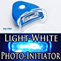 Best Cheap Deal for Teeth Whitening Light Kit with Photo Initiator gel of 44% from Sunshine Health Products - Free 2 Day Shipping Available
