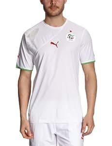 PumaT-shirt Football Domicile Algerie Replica homme Blanc M