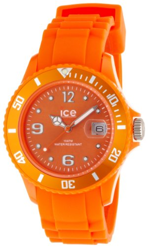 Ice-Watch Sili Forever Orange Unisex Silicone Watch SI.OE.U.S