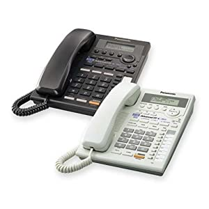 Telephone,2-Line, Call Wait/CID, 3-Way, 28 Speed Dial, White