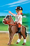 PLAYMOBIL® 4191 - Reiterhof - Reiterin mit Pferd