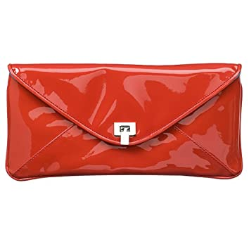 Xhilaration® Envelope Clutch - Red
