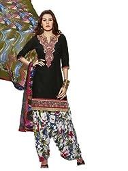 StarMart Womens Cotton Patiyala Dress Material VOL 27 - 3761