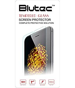 Blutec 2.5D Curved Edge Tempered Glass Screen Protector For Motorola Moto X Play