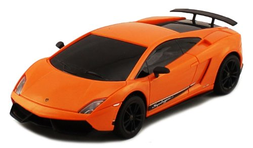 Licensed Lamborghini Gallardo Lp570-4 Superleggera Electric Rc Car 1:24 Scale Ready To Run Rtr, Extremely Detailed Throughout (Colors May Vary)