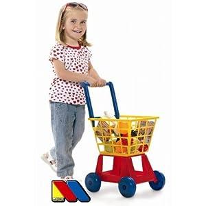 chariot de course enfant 15 pieces garcon fille. Black Bedroom Furniture Sets. Home Design Ideas