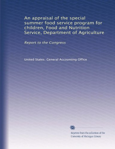 Department Of Agriculture Food And Nutrition Service