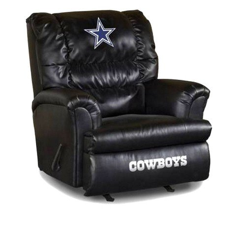 Dallas Cowboys Recliner Cowboys Leather Recliner Cowboys Easy Chair