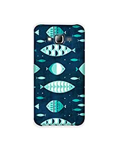 Samsung Galaxy J7 ht003 (204) Mobile Case from Mott2 - Fish and Fishes (Limited Time Offers,Please Check the Details Below)