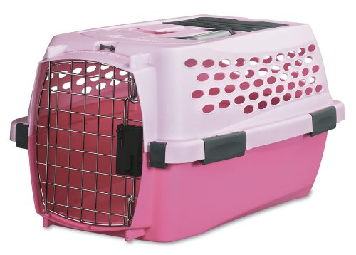 Petmate Lifestyle Cab Sm Lady Pink/Dk Pink S