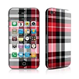 Apple iPhone4/iPhone 4S用スキンシール 【Red Plaid】