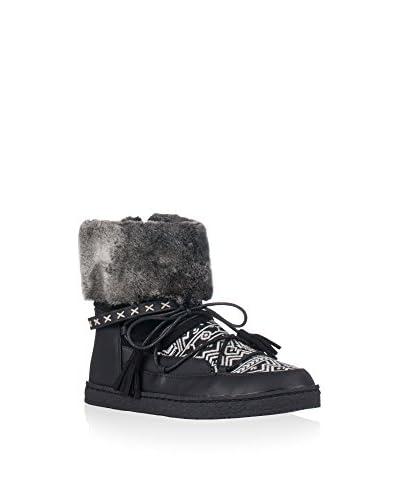 Tantra Botas de invierno Negro