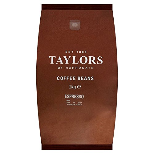 Taylors Of Harrogate Espresso Coffee Beans (1Kg) front-64906