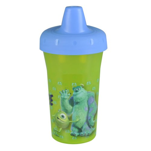 The First Years Slim Line Sippy Cup, Monsters Inc front-918063