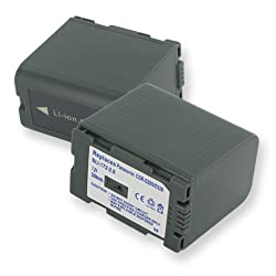 Panasonic PV-DV402 Replacement Video Battery