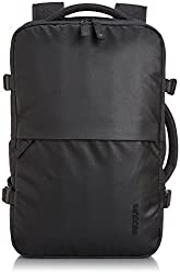 Incase EO Travel Backpack (Black) fits up to 17