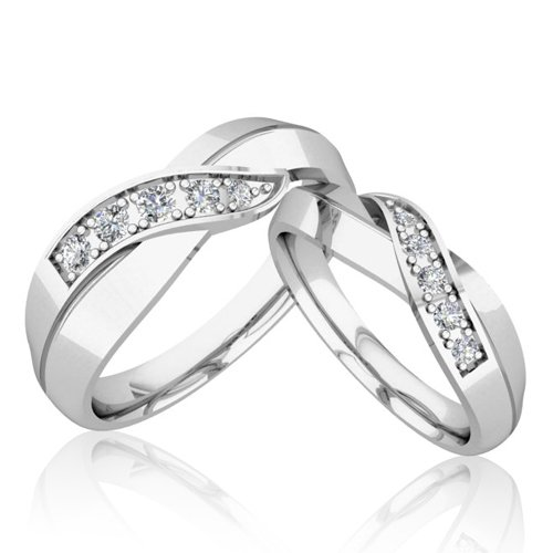 His And Her Wedding Bands Wedding Matching Band Ring Sets His 2015 Personal
