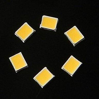 Rayshop - 200Pcs Diy 0.3W 2835Smd 26-30Lm 3000K Warm White Light Led Emitter