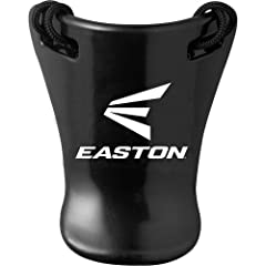 Buy Easton Catcher's Throat Guard , Green by Easton
