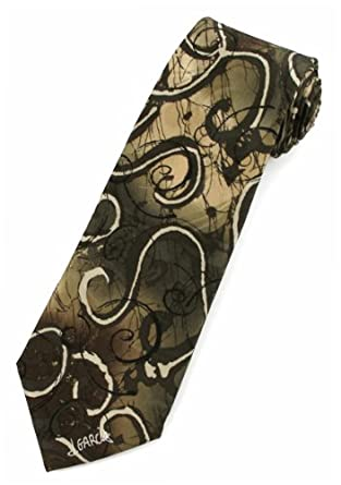 Jerry Garcia Ties / Another Butterfly / Brown