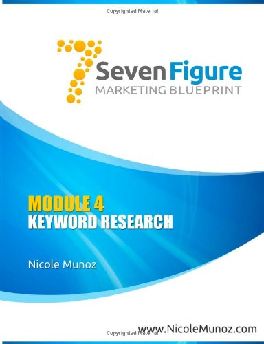 7 Figure Marketing Blueprint: Module 4: Keyword Research