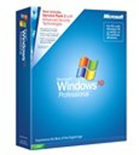 Windows XP Professional Upgrade Student with SP2
