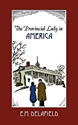 The Provincial Lady in America (Provincial Lady Series)
