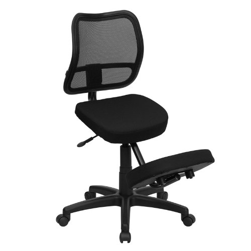 Flash Furniture WL-3425-GG Mobile Ergonomic