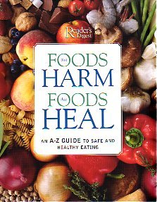 "Cover of ""Foods That Harm, Foods That Hea..."
